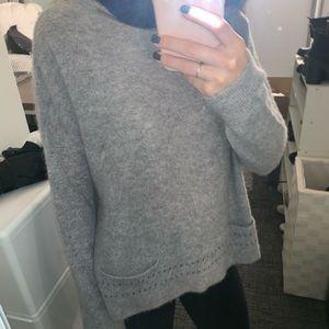 Subtle Luxury Cashmere Sweater